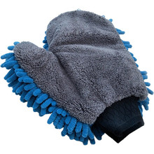 1PC Microfiber Car Wash Gloves Car Cleaning Tool Wheel Brush Multi Function Cleaning Brush Detailing