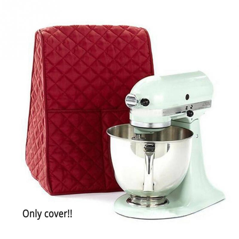 Kitchen Blender Cover Food Dust Cover Mixer Accessories Household Thick Clean Waterproof Fitted Stand For Kitchen Aid Supplies