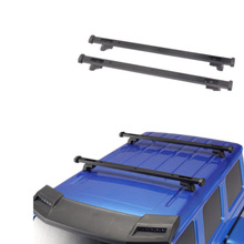 RC Roof Fixing Rail for 1/10 RC Crawler Car Traxxas TRX4 Bronco G500 Blazer Axial jeep SCX10 d90 d110 Roof rail 550 12t 21t 27t 35t brushed motor for wltoys kyosho traxxas trx4 redcat 1 10 d90 d110 scx10 rc car off road crawler