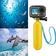 Waterproof Handheld Buoyancy Stick Swimming Diving Floating Rod Hand Grip for DJI Osmo Action Sport Camera Accessories(China)