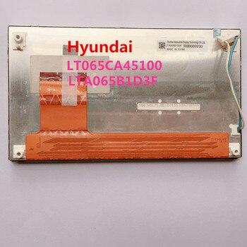 Free shipping Brand new 6.5inch LCD display LTA065B1D3F  for Ssangyong Hyundai car GPS navigation LCD monitors