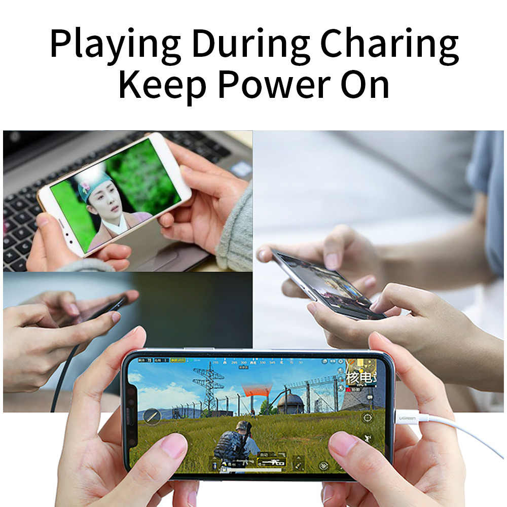 USLION Charge rapide QC 3.0 USB US EU chargeur universel téléphone portable chargeur mural chargeur rapide adaptateur pour iPhone Samsung Xiaomi