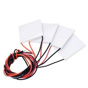 Image 3 - TEC1 12705 Thermoelectric Cooler Peltier TEC1 12706 TEC1 12710 TEC1 12715 40*40MM 12V Peltier Elemente Module