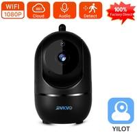 Yilot Mini PTZ Camera 1080p telecamera IP per interni alimentata AI sicurezza intelligente sistema di videosorveglianza domestica rilevazione di movimento umano Cam
