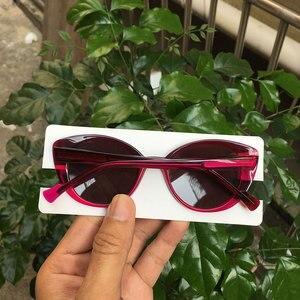 Image 5 - Frauen sonnenbrille paris mode Italien acetat 100% UV schutz