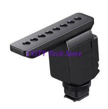 ECM-B1M mikrofon Shotgun mikrofon dla Sony wielu interfejs buty FDR-AX45 FDR-AX40 A7RM4 FDR-AX700 A9 A7RM3 FDR-AX60 A7M3 A9M2 A7RM2
