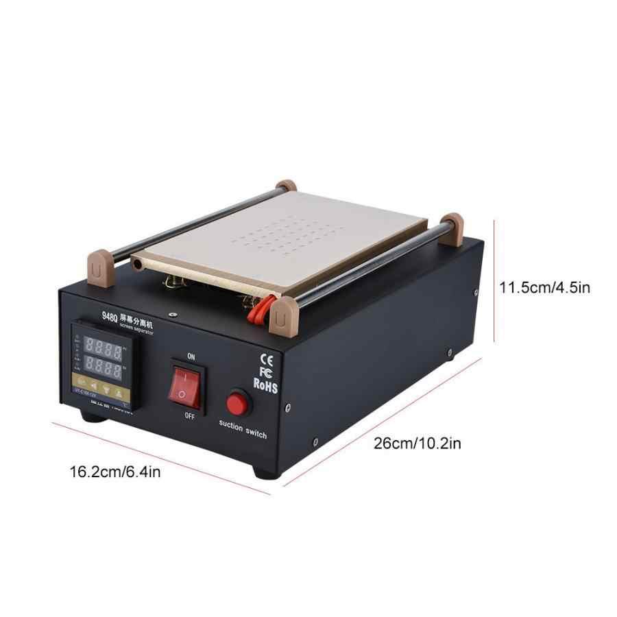 400W 7in LCD Layar Sentuh Vacuum Separator Mesin untuk Ponsel Layar Pemisah