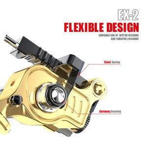 Image 4 - موتور جهاز الوشم، محرّك coreless، سرعة عالية وثابتة ، روتاري RCA, ملحقات الماكياج الدائم، خطَّات قابلة للتعديل