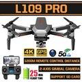 L109 Pro GPS Profissional Drone con HD 4K Giunto Cardanico Della Macchina Fotografica 5G WiFi FPV 1.2km di controllo del Motore Brushless RC Quadcopter Elicottero Giocattolo