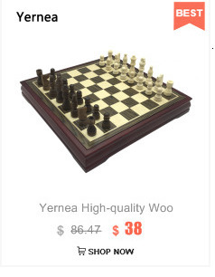 Xadrez de madeira tabuleiro de xadrez peças