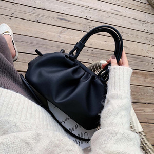 Autumn and winter minority bag female bag 2019 new wave Korean version of the personality slung small bag fashion handbag
