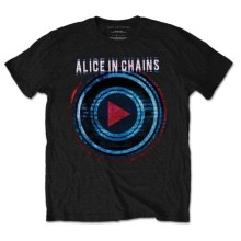 Alice In Chains Layne Stayley Jerry Cantrell 1 Licensed Tee T-Shirt Men 7437151459488(China)