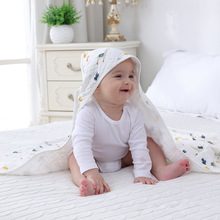 Newborn Baby Blanket Hoodies Swaddle  Infant Accessories Soft  Sleep Swaddle Wrap  Cotton Baby  Multi-use Bedding Bath Towel