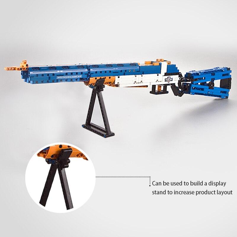 blocos arma brinquedos tijolos montados para criancas 03