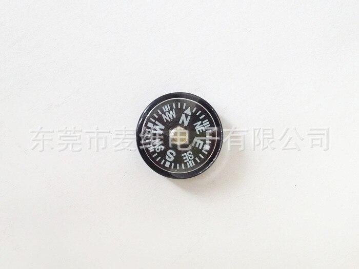 Sergei 20 размер пластиковый компас смазочный экологически чистый маленький компас в сборе открытый компас
