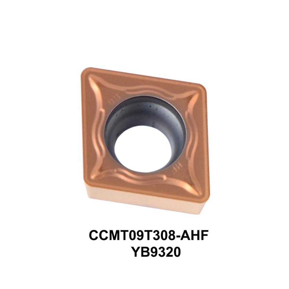 Parim roostevabast terasest CNC treipink CCMT09T308-AHF YB9320 10tk / - Tööpingid ja tarvikud - Foto 1