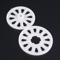 500 Auto Rotation Tail Drive Gear + main drive gear for Trex 500 Helicopter|Parts & Accessories| |  -