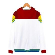 Frdun Tommy 3D MY HERO ACADEMIA Hoodies Women/Men Printed Thicker Fluff Warm Fashion Chinese Zipper Sweatshirt Coat Sudaderas