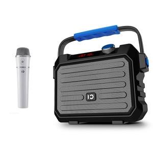 Altavoz portátil de alta fidelidad de alta calidad FM radio 30W Mini karaoke altavoz PA sistema Bluetooth altavoz