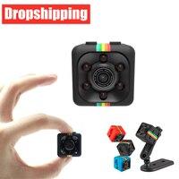 Дропшиппинг SQ11 мини камера S1000 датчик ночного видения Видеокамера движения DVR микро камера Спорт DV видео маленькая камера SQ 11