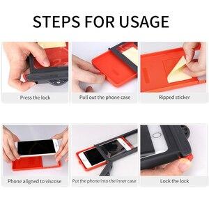Image 5 - IPX8 Duiken Waterdichte Case Voor Iphone Se 2020 11 Pro Max 10 X Xs Xr 7 8 6S Plus onderwater Telefoon Case Voor Samsung S20 Note 10 +