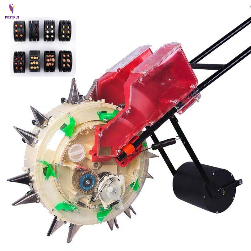 Multi-function Hand-push Type Corn Cotton Soybean Soybean Peanut Precision Seeder Wheat Seeder