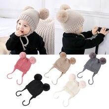0-4T Kids Baby Boys Girls Beanie Hat Caps