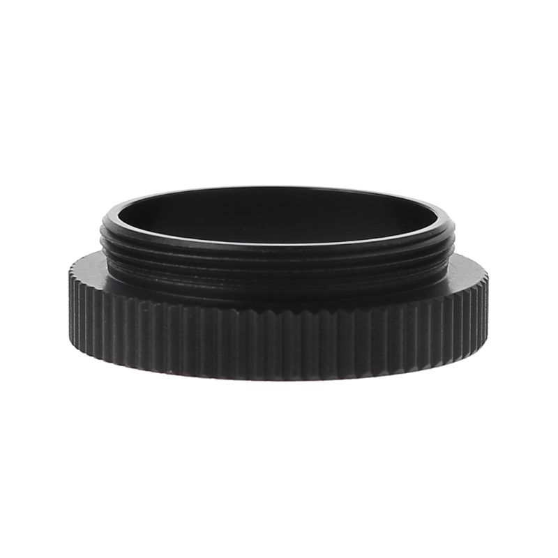 5MM Metal C to CS Mount Lens Adapter Converter Ring Extension Tube for CCTV Security Camera Accessories LX9A