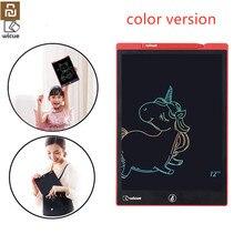 Xiaomi Wicue 12 인치/10 인치 LCD 필기 보드 태블릿 디지털 드로잉을 작성 mijia 어린이를위한 패드 확장 펜을 상상해보십시오.