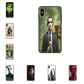 For Redmi 3S 4X 4A 5 5A 6 6A 7 7A 8 8A 8T 9 9A K20 K30 S2 Y2 Pro Plus Ultra TPU Mobile Shell Cool Lovecraft Film Festival image