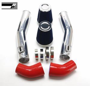Image 1 - Лучшая мощность 76 мм, комплект воздухозаборных трубок для NISSAN GTR R35