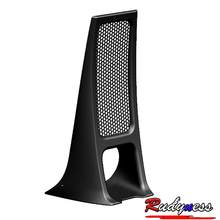 Preto inferior radiador capa queixo spoiler para harley softail rua bob fxbb breakout baixo piloto fxbr fxbrs 2018-2020 modelo