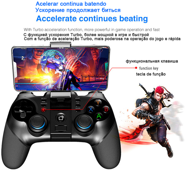Gamepad Pubg Controller Mobile Joystick For Phone Android iPhone PC Smart TV 6
