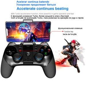 Image 5 - Gamepad Pubg Controller จอยสติ๊กสำหรับโทรศัพท์ Android iPhone PC Smart TV Box บลูทูธ Trigger เกมคอนโซล Pad pabg ควบคุม