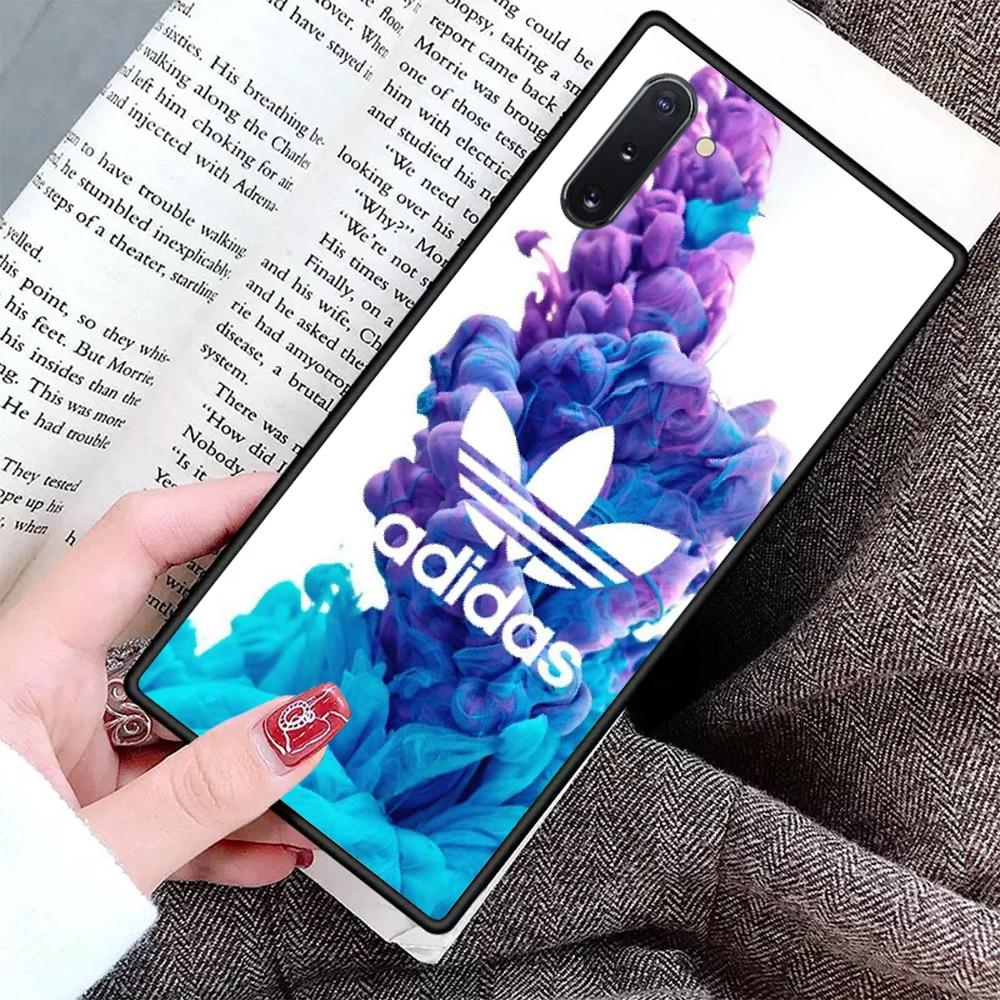 For Samsung A70 Originals  Custom Photo Soft Phone Case For Samsung note 7 8 9 10 pro