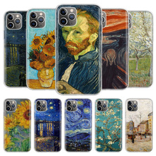 Van Gogh oil painting Phone Case For iPhone