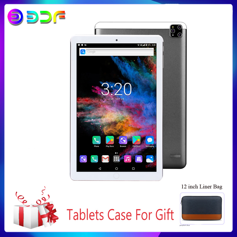 New 10.1 inch System 7.0 Tablet PC 3G Phone Call 4 Core Strong 1GB/32GB Dual SIM Support Wi-Fi Bluetooth Android Tablet/s