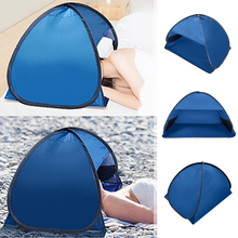 Portable Small Awning Summer Outdoor Beach Face Tent Umbrellas Face Tent Lightweight Sun Shelter/Canopy UV Protection 2020 New automatic instant pop up beach tent lightweight outdoor uv protection camping fishing tent cabana sun shelter