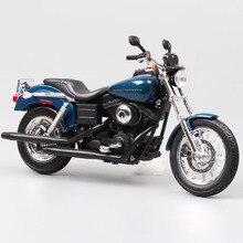 1/12 סולם Maisto 2004 DYNA SUPER GLIDE ספורט FXDX אופנוע Diecast דגם אופנוע צעצוע מזכרות מתנה מיניאטורות אספן ילד