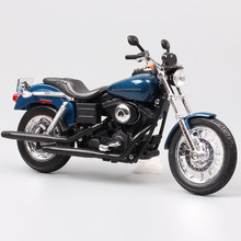 1/12 ölçekli Maisto 2004 DYNA süper GLIDE spor FXDX motosiklet Diecast model motosiklet oyuncak hatıra hediye minyatür toplayıcı çocuk