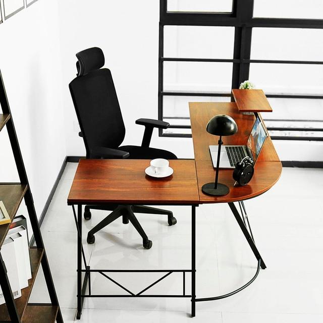 1 L-shaped Corner Laptop Desk  3