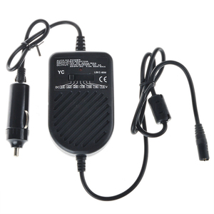 Image 4 - Universal Auto 80W Power LED Auto Auto Ladegerät Einstellbare Netzteil Adapter Set 8 Abnehmbare Stecker Für Laptop Notebook