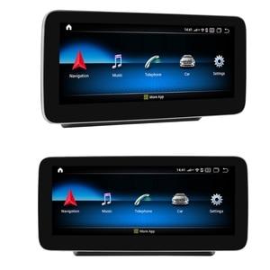Image 5 - Car Multimedia Player NAVI Wireless CarPlay For Mercedes Benz C GLC W205 2014 2015 2016 2017 2018 2019 Car Radio GPS Navigation