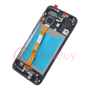Image 5 - Comebuy Display For Huawei Honor 10 LCD Display+FingerPrint COL L09 COL L29 Touch Screen Honor 10 Display With Frame Replace