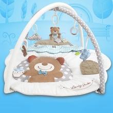 Baby Soft Play เสื่อสำหรับทารกแรกเกิดทารกกิจกรรมพรมพรมมัลติฟังก์ชั่พรมเด็กการศึกษา Crawling พรมสัตว์ Play Mat