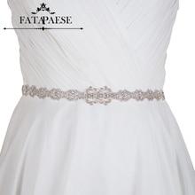 Роскошные Стразы, украшенные бисером и кристаллами, ремни свадебного платья для женщин, пояс для невесты белого цвета и цвета слоновой кости, Свадебные ремни, аксессуары