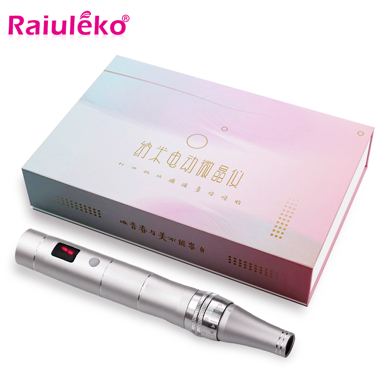 Electric Dr.Pen Nano-electric Crystallite Permanente Microblading Tattoo Makeup Machine Eyebrows Eyeliner Lip Micro Needling Pen