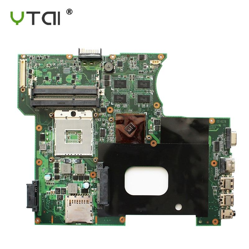 K42JR Laptop Motherboard REV:2.0 For ASUS K42JB K42JZ K42J YMotherboard DDR3 HM55 REV 2.0 1GB Free Shipping