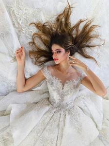 Amanda Novias Bridal Gown 2020 Lebanon weddings luxury bridal dress 2020
