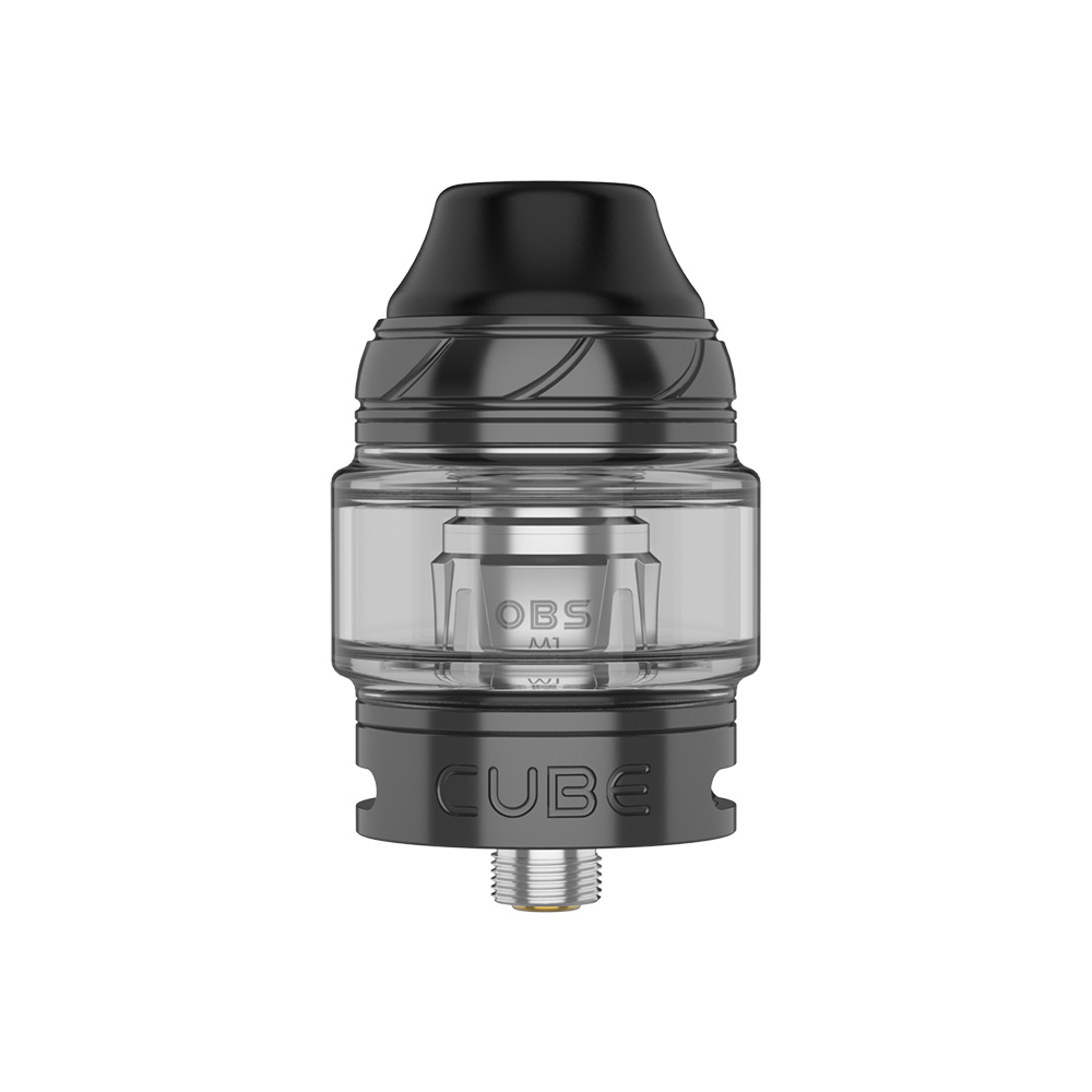 Original OBS Cube Subohm Tank 24mm Diameter 4ml Capacity For OBS Cube MOD Vape Tank 304 Stainless Steel
